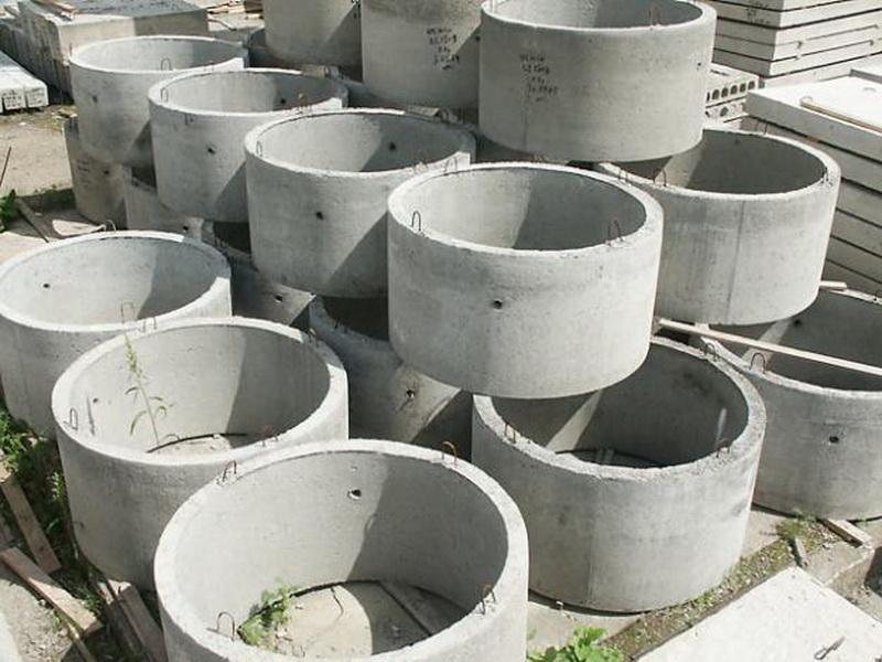 ж б кольца для канализации